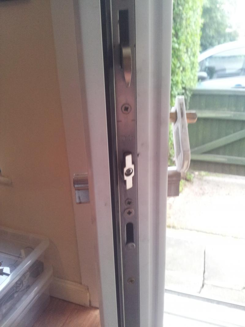 Can T Open Upvc Front Door Diynot Forums