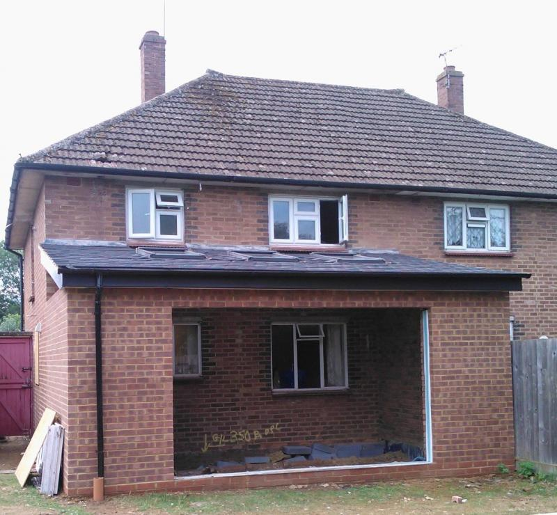 Pitched Roof Extension Tiling Issues Diynot Forums