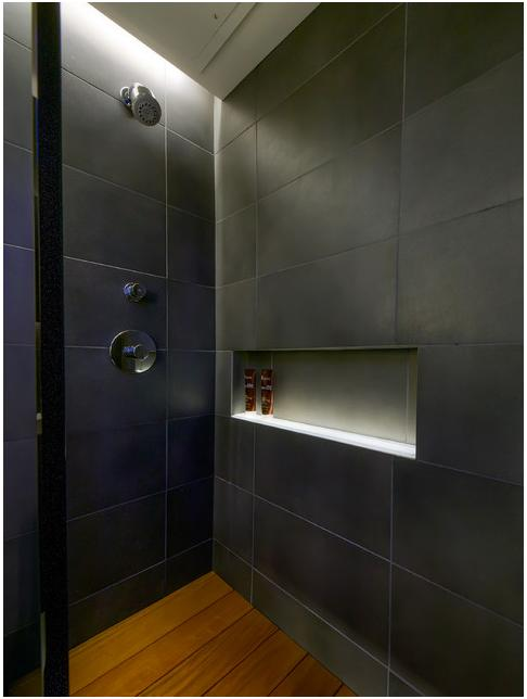Led Lighting In Shower Niche Recess Diynot Forums