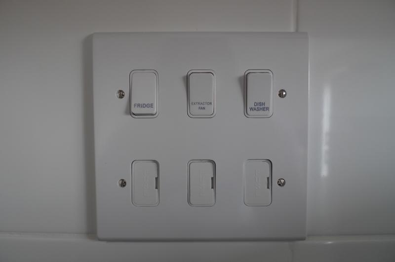 Kitchen Grid Switch - replace with chrome/stainless | DIYnot Forums