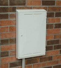 Full on Electric Meter Box Installation