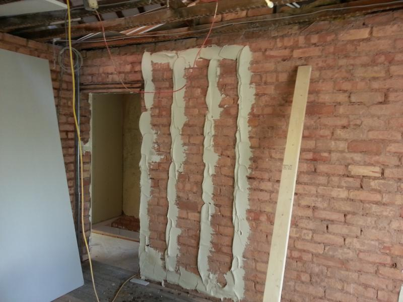 First Go At Dot Dabbing Plasterboard Diynot Forums