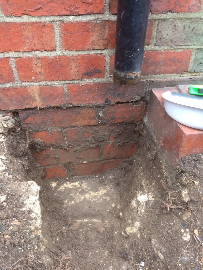 3 Inch Clay Pipe To 110mm Underground Drainage And Other