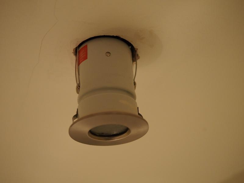 Changing A Bulb In A Sealed Bathroom Downlight Diynot Forums