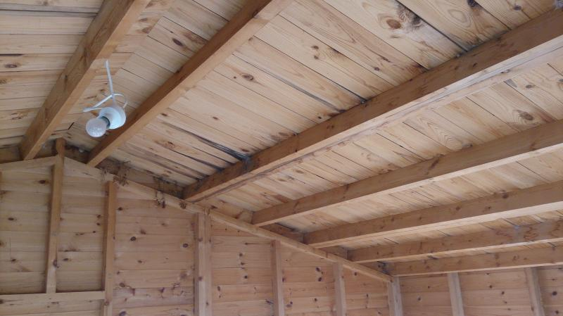Insulating And Cladding A Summerhouse Roof Diynot Forums