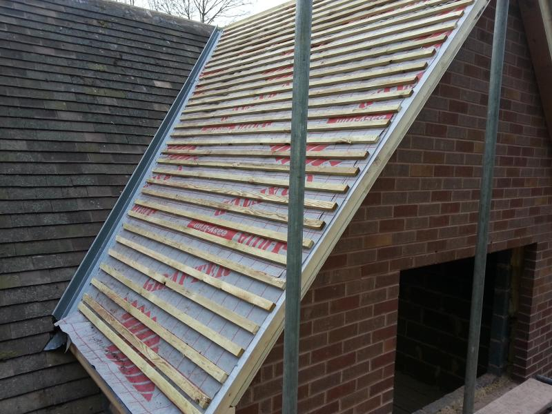 Using Rubber Roofing For A Valley Diynot Forums
