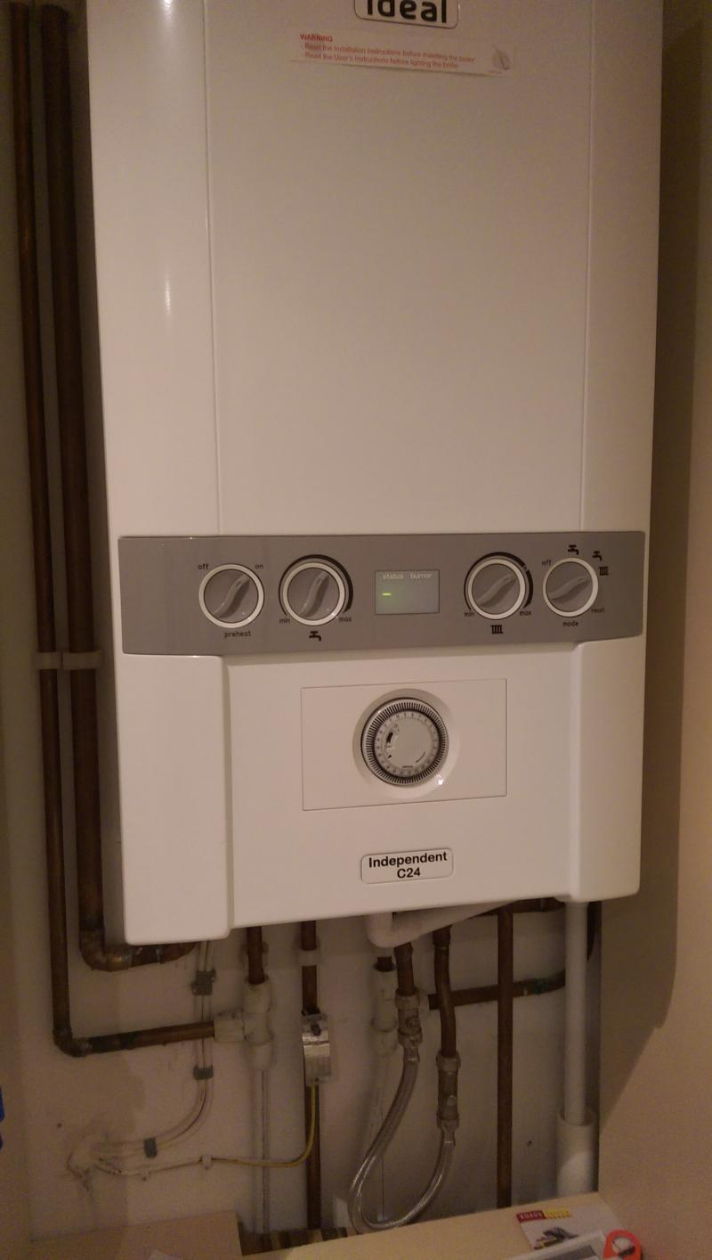 What is a mini-boiler?