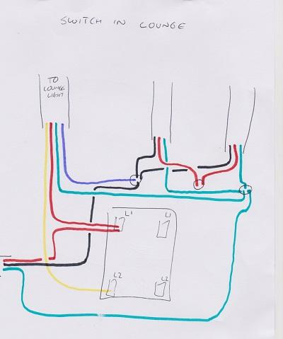 full 3 core and earth wiring diagram 3 wiring diagrams collection  at nearapp.co