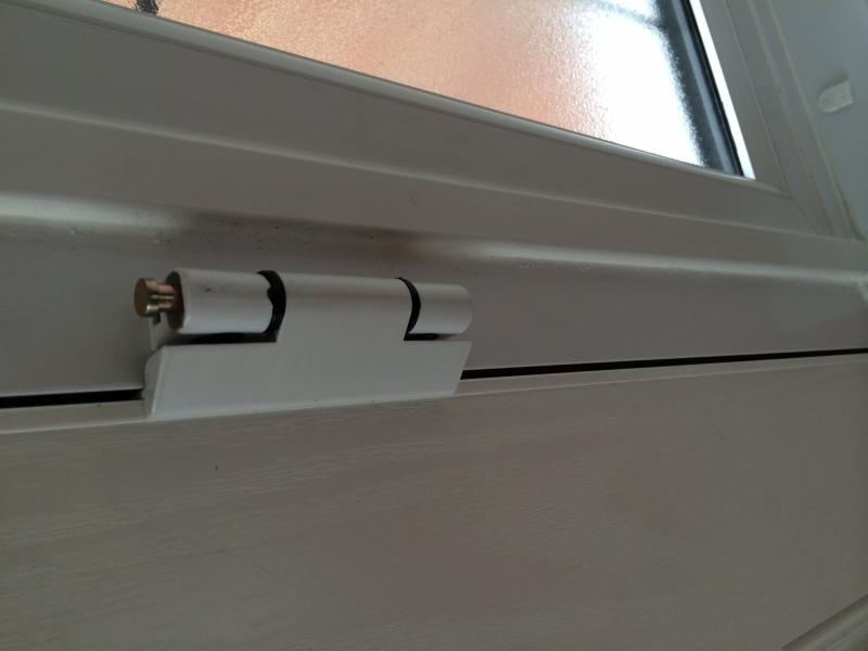Pin Coming Up Out Of The Hinge Of My Composite Door Why