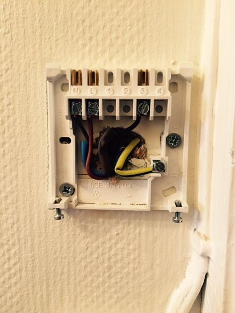 full Wiring For Nest Thermostat on