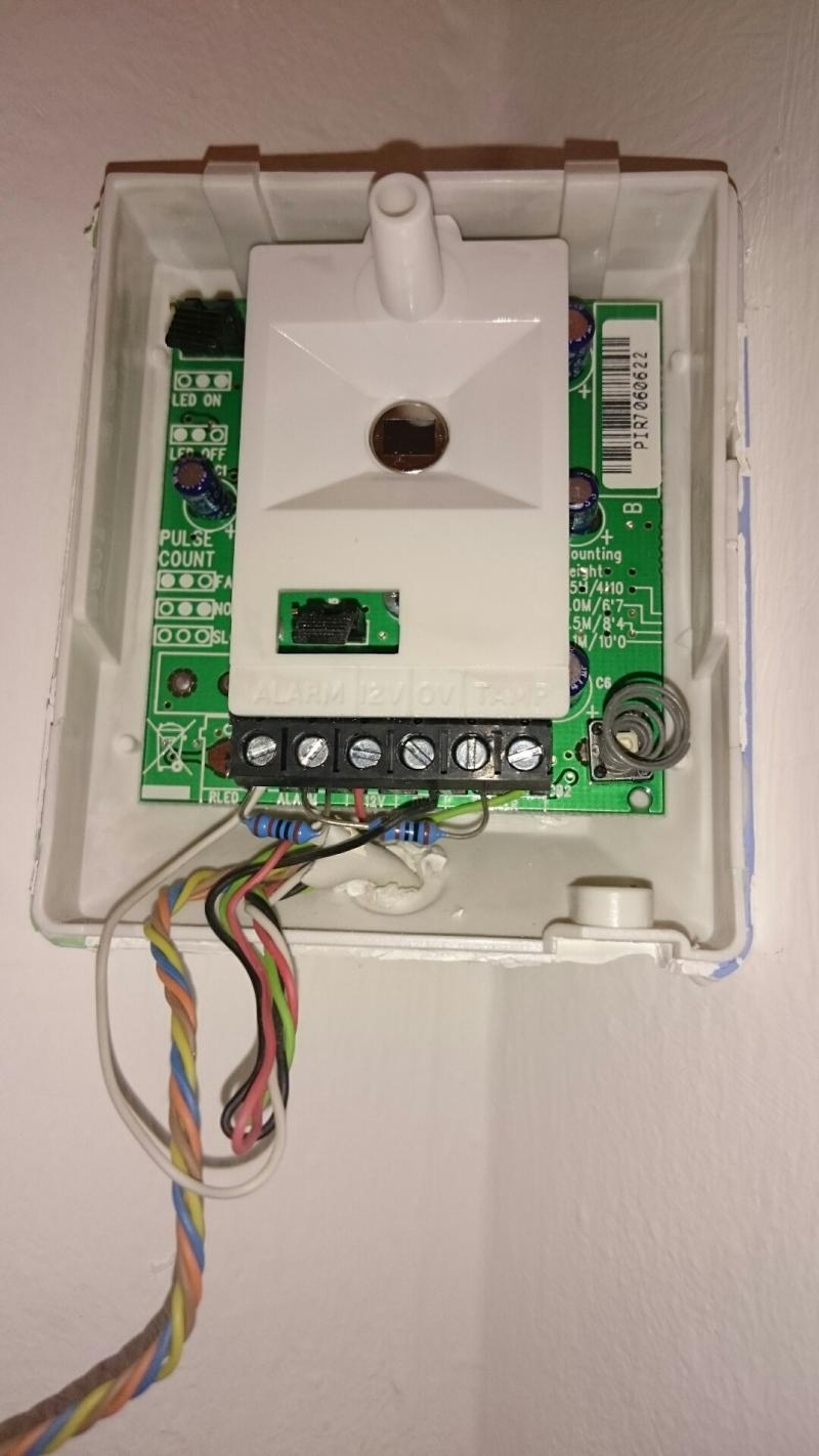 Pir Wiring Alarm Bookmark About Diagram Internal What Is This Diynot Forums Rh Com Instructions Uk