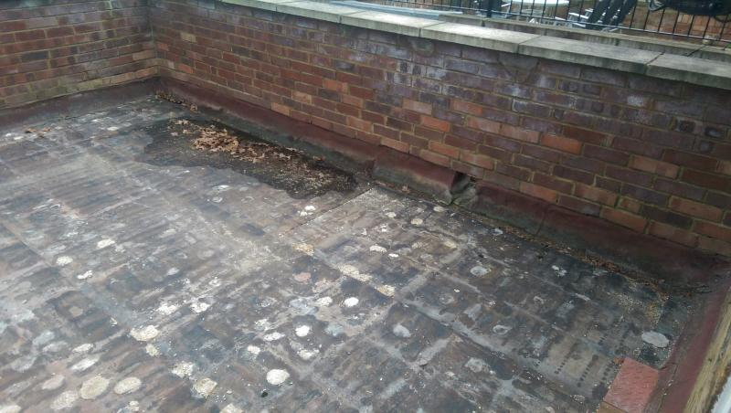 Flat Roof Drainage Diynot Forums
