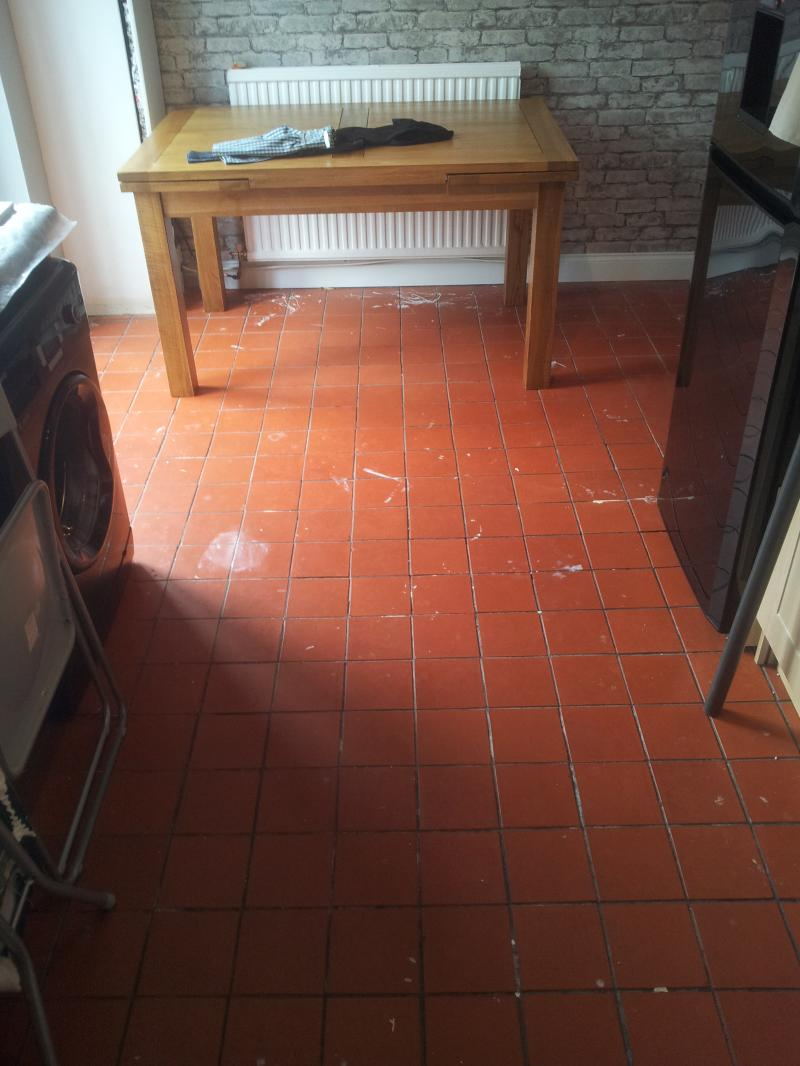 Kitchen Floor Ideas Help Quarry Tiles Need To Go