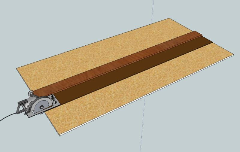 Cutting Long Pieces Of Wood At Angles Diynot Forums