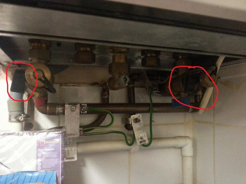 Pressure Issue With Viessmann Vitodens 100 Boiler