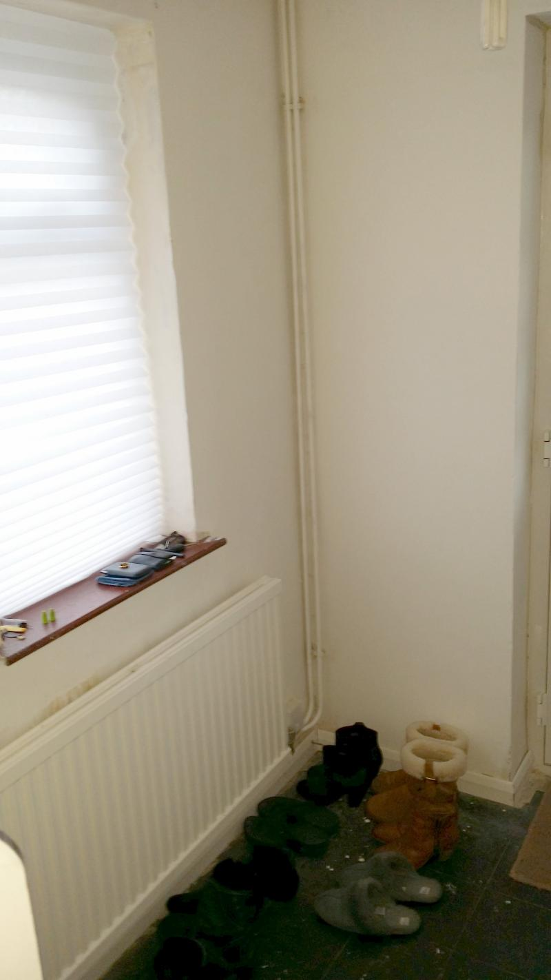 Relocating And Changing A Radiator Bad Idea Diynot Forums