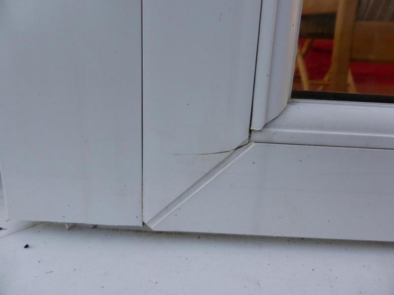 Crack In Conservatory Window Frames Diynot Forums