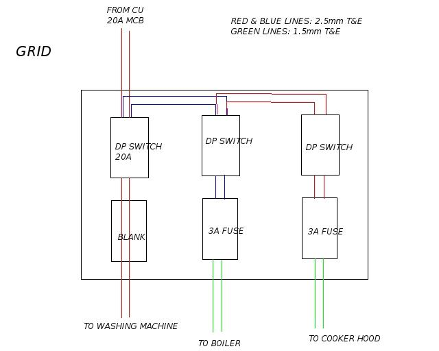 kitchen grid switch wiring diagram grid switch wiring diagram