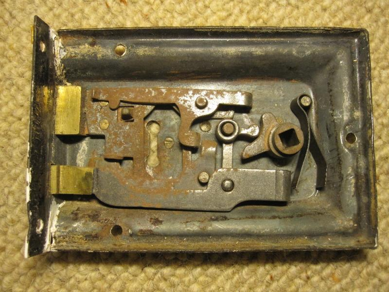 Victorian Rim Lock Repair Diynot Forums