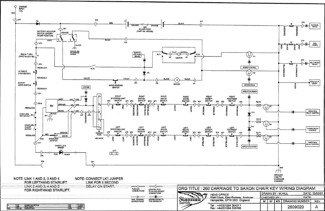 stannah 300 wiring diagram   26 wiring diagram images