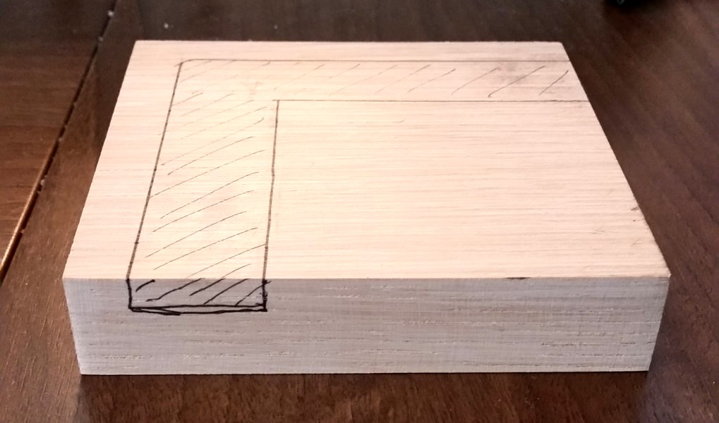 How To Cut L Shaped Notch From Wooden Blocks Diynot Forums