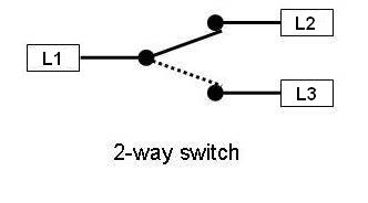 wire a 3 way switch loop with Electrics 3aintermediate on 2 in addition Electrical together with Wiring Diagram For A Single Pole Light as well Wiring Diagram 3 Way Switch Uk in addition 2057117866.